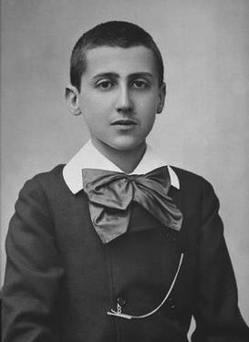 Marcel Proust, Age 15